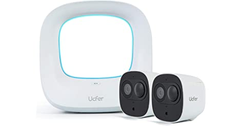 Ucfer Wireless Home Security System only $149.00