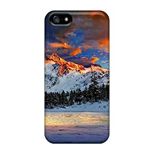 OITONyG2013ejsoW Faddish Different Sky Colors Case Cover For Iphone 5/5s