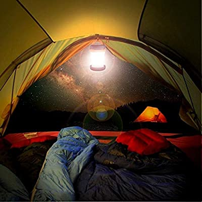 Farol LED plegable de camping OmniaLaser OL-Latern