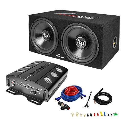 Audiopipe APSB-1299PP Loaded Dual