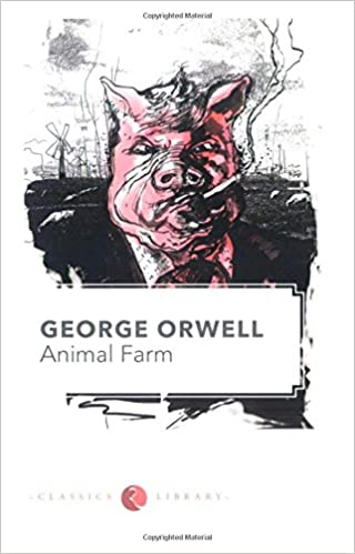 Does anyone own a copy of Animal Farm by George Orwell? If so, please read this.?