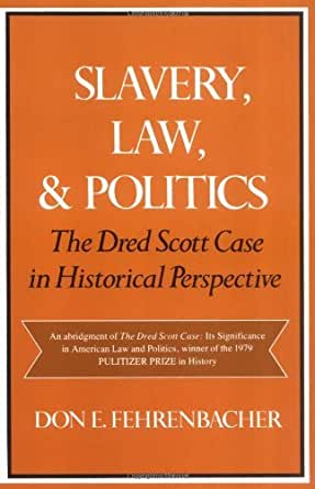 the history of the dred scott law The slave dred scott claimed that his residence in a free state transformed him into a free man his lawsuit took many twists and turns before making its way to the supreme court in 1856.
