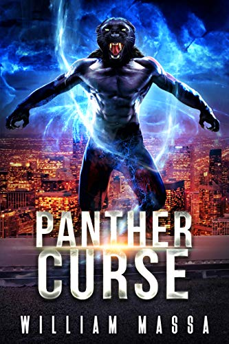Panther Curse (Panther Man Book 1) by [Massa, William]