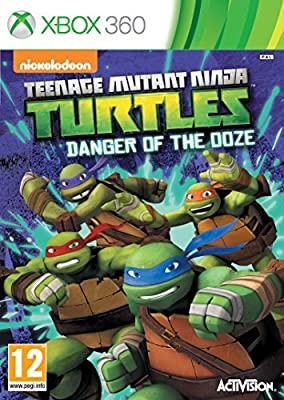 Teenage Mutant Ninja Turtles: Danger of the Ooze (Xbox 360) by ACTIVISION
