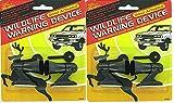 Best Deer Whistles - 4 Ultrasonic Car Deer Warning Whistles - 2 Review