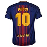 FC BARCELONA MESSI #10 FOOTBALL SOCCER KIDS/YOUTH HOME JERSEY