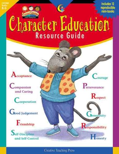 Character Education Resource - Building Character Kids