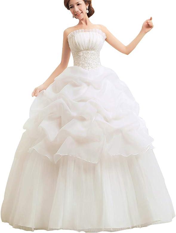 Femmes Robes De Mariée Princesse Robes De