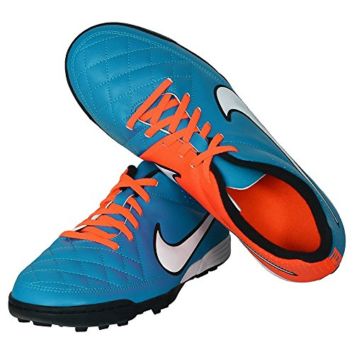Nike - Tiempo Rio II TF - Color: Azul - Size: 44.5