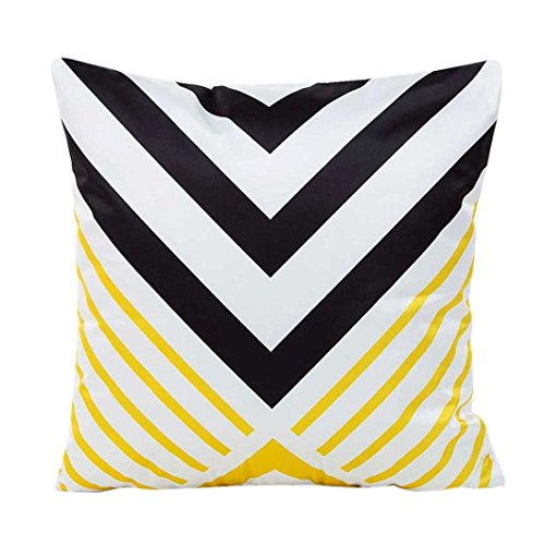 [TOOPOOT Home Decor Pillow Sofa Waist Cushion PillowCase (f)] (Pillowcase Dress Costume)