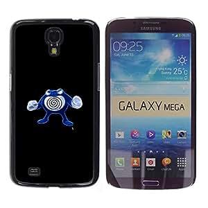 Stuss Case / Funda Carcasa protectora - Poliwhirl P0kemon - Samsung Galaxy Mega 6.3
