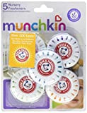 Munchkin Arm & Hammer Nursery Fresheners, Assorted Scents 5 ea (Pack of 2)