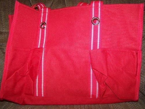 Thirty-one Organizing Utility Tote Spirit RED (Thirty One Organizing Utility Tote Diaper Bag)
