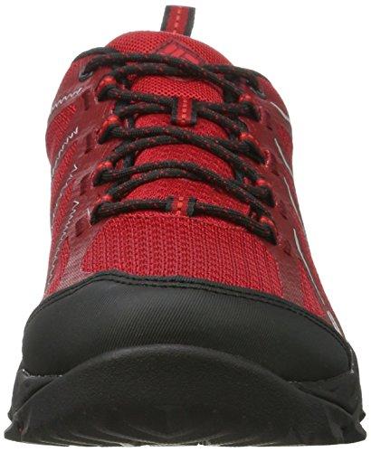 Scarpe Da Ginnastica Uomo Columbia Waterproof, Peakfreak Xcrsn Ii Xcel Low Red (razzo / Velluto Rosso)