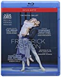 Frederick Ashton: The Dream; Symphonic Variations; Marguerite & Armand [Blu-ray]