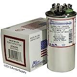 PGB024075 1 4x 30//5 MFD 370 Volt Dual Round Run Capacitor for Goodman CK24 1B