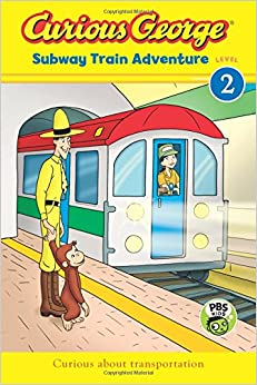 Image result for curious george subway train adventure