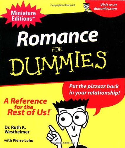 being romantic for dummies