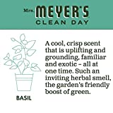 Mrs. Meyer's Liquid Hand Soap Refill, Basil, 33 fl oz Variant Image