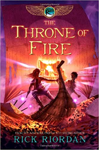 Image result for kane chronicles throne of fire