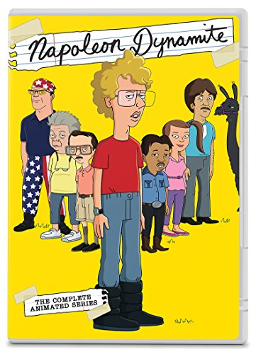 Napoleon Dynamite  The Complete Animated Series