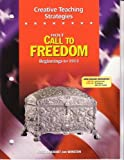 Call to Freedom, Holt, Rinehart and Winston Staff, 0030657830
