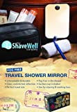 The Shave Well Company Fog-Free Travel Mirror
