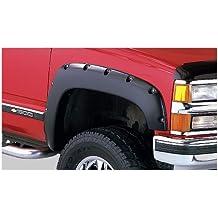 Bushwacker Chevrolet / GMC Pocket Style Fender Flare Front Pair