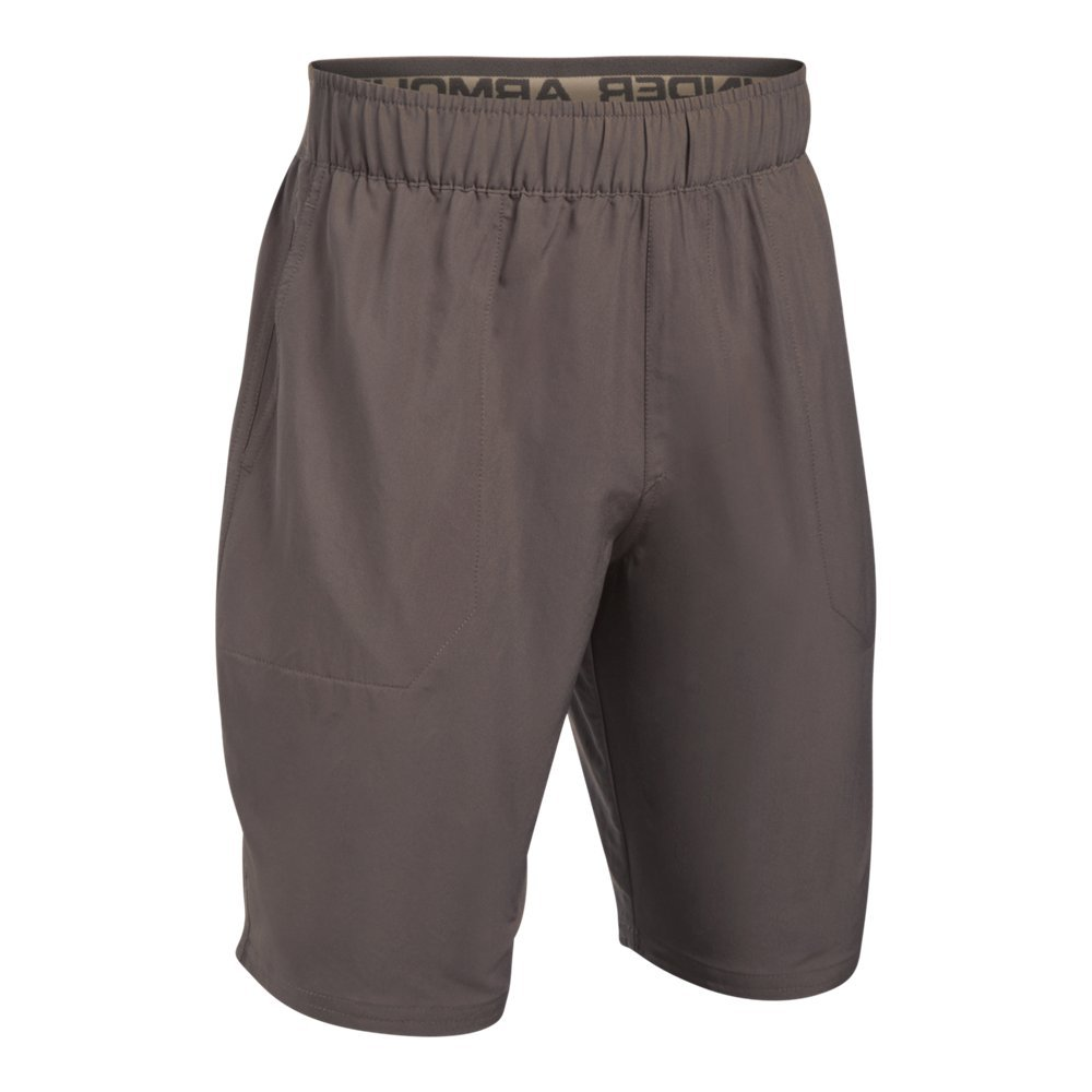 Under Armour Boys UA Coastal Short, Fresh Clay (176)/Desert Sand, Youth Large
