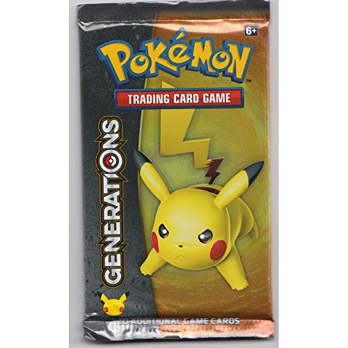 Booster Generations (Pokemon Generations Expansion Single Pack!)