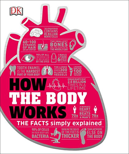 How the Body Works (How Things Work) by Dk Pub