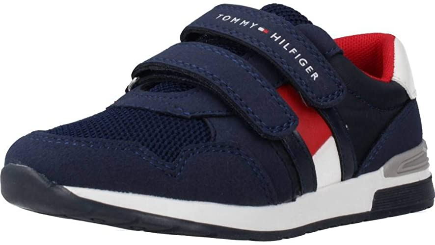Tommy Hilfiger T1B4 30481 0732414 Sneakers Bambino: Amazon