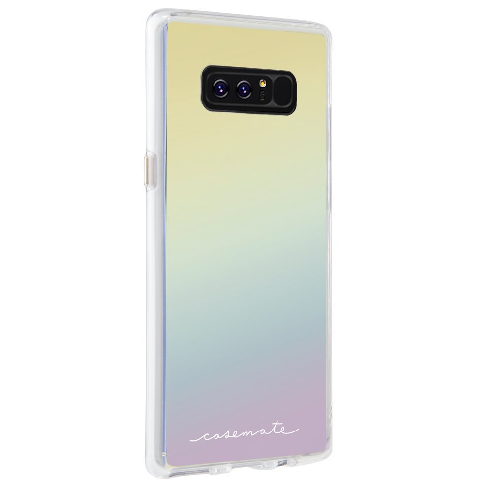 save off aef20 84e5a Case-Mate Note 8 Case - NAKED TOUGH - Iridescent - Military Drop Protection  - Slim Protective Design for Samsung Galaxy Note 8 - Iridescent