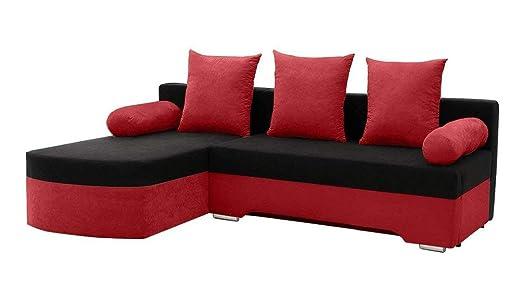 Mirjan24 Ecksofa Smart Sofa Eckcouch Couch Mit Schlaffunktion Und