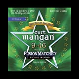 Curt Mangan Fusion Matched Nickel Wound 12-String Electric Strings (9-46)