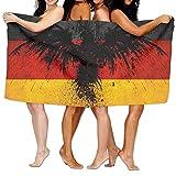 PIOL German Flag Eagle Beach Cover Up Co