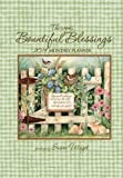Lang Perfect Timing - Lang 2014 Bountiful Blessings Monthly Planner, January 2014 - January 2015 ,8.5 x 12 Inches (1012077)