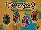 Eagle-Gryphon Games Defenders of the Realm: Hero Pack #3