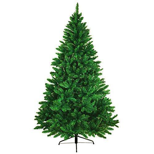 Arbol Navidad Artificial Abeto Navidad Navideño PVC Varias Tallas y Colores Verde