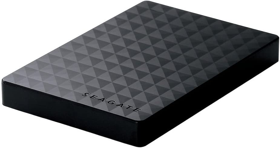 Seagate USB3.1 Gen1対応  ポータブルハードディスク 1.0TB(ブラック)SGP-NZUBKシリーズ SGP-NZ010UBK
