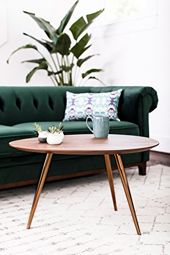 Modern Walnut Living Room Furniture: Modern Coffee Table By Edloe Finch