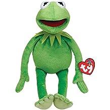 Ty Beanie Buddies Muppets Kermit Frog Plush, Medium