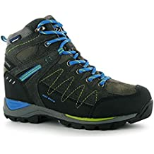 Karrimor Kids Hot Rock Mid Walking Boots Boys Hiking Shoes