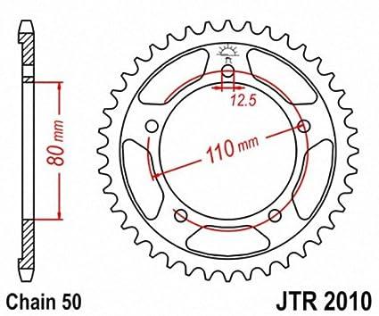 JT Sprockets JTR2010.47 47T Steel Rear Sprocket