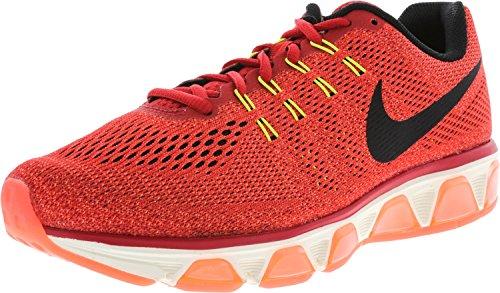 Nike Vrouwen Downshifter 6 Loopschoen Universiteit Rood / Hyper Oranje / Volt / Zwart