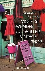 Violets wundervoller Vintage-Shop: Roman (German Edition)