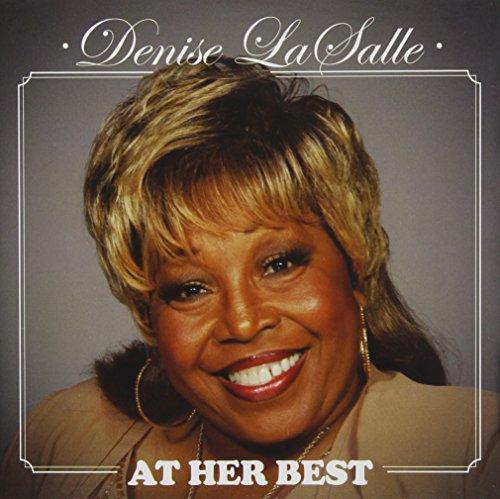 At Her Best -  DENISE LASALLE, Audio CD