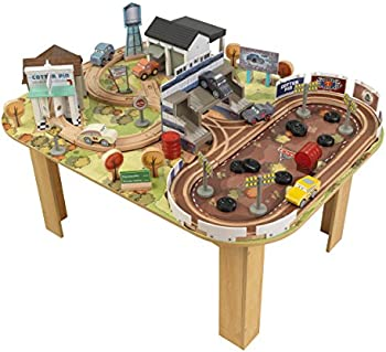 Disney Pixar Cars 3 Thomasville Track Set & Table