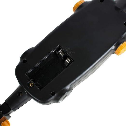 Denshine Subterráneo Metal Detector Tesoro Cazador Descubridor Buscador Metal Escáner con Modo de Sonido & LCD Pantalla para Niño: Amazon.es: Jardín