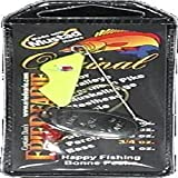 Carlson Erie Dearie Original Yellow Fishing Lure